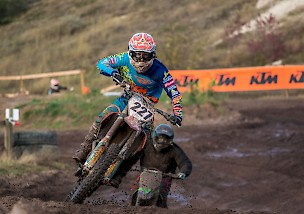 THE NEXT DIRTBIKER GENERATION: INTERVIEW  VINCENT GALLWITZ