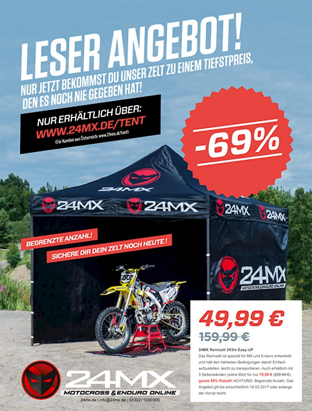 24mx zelt aktion