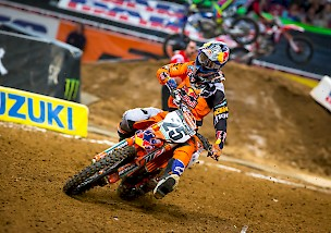 AMA Supercross 2017 Rd. 14 Seattle