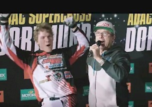 RIDE HERE RIDE NOW Supercross Kurzfilm KAI HAASE