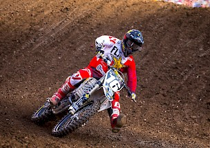 AMA Supercross 2017 Rd. 16 RUTHERFORD