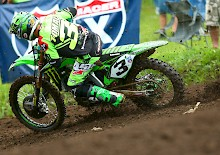 Eli Tomac gewinnt in Muddy Creek