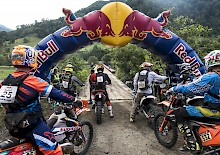Red Bull Romaniacs Offroad Day 2 - 2017 - Kein Kindergeburtstag