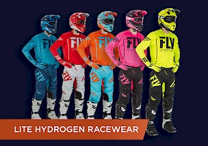 FLY Racing MX Racewear 2018