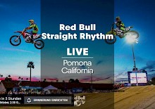 Get into the rhythm: Red Bull Straight Rhythm 2017 LIVE