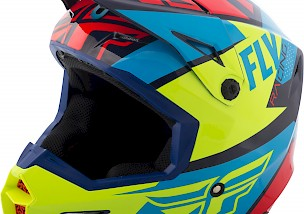 FLY Racing Elite Helm 2018