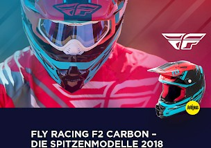 FLY Racing F2 Carbon – die Spitzenmodelle 2018