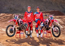 Ken Roczen: 2018 Team Honda HRC Video