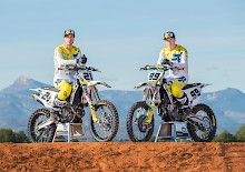 ROCKSTAR ENERGY HUSQVARNA FACTORY RACING 2018 MXGP TEAM