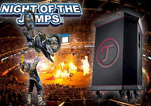 Teufel wird Official Soundpartner der NIGHT of the JUMPs