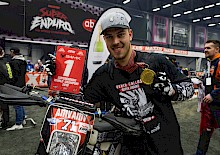 Kevin Gallas: SuperEnduro Junioren Weltmeister