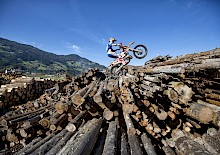 Erzbergrodeo: New Kid on the Log