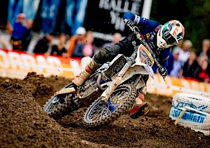 Holzgerlingen: YES! Henry Jacobi ist ADAC MX Masters-Champion 2018!