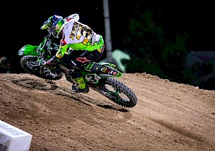 Eli Tomac gewinnt Monster Energy Cup in Las Vegas