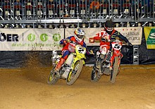 Supercross in Chemnitz verkürzt den Winter