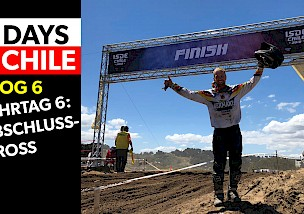 Six Days Vlog 6: Abschluss-Cross