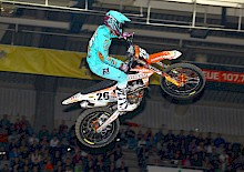16. Int. Supercross Chemnitz 2018