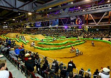 16. Int. Supercross Chemnitz - Freitag