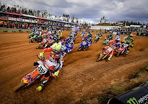 Ready für den sechsten MX GP Lauf in Portugal