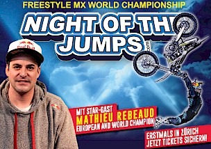 Night of the Jumps Zürich 2019