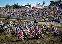 MX GP in Saint Jean d'Angely (Frankreich) 2019
