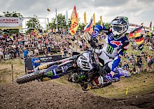 Mx Gp of Germany Samtag News