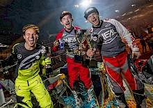 NIGHT of the JUMPs 2019 -Packender Zweikampf