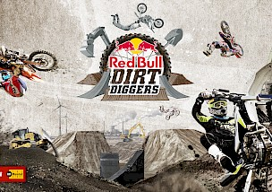 Red Bull Dirt Diggers