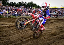 Videohighlights MXGP of Lommel (Belgien)
