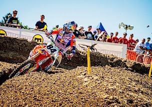 Jeffrey Herlings startet beim ADAC MX Masters in Bielstein