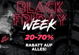 BLACK WEEK bei 24MX