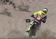 SHERCO TVS RALLY FACTORY : DAY 2 & 3 AT DAKAR 2020