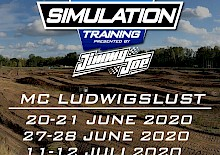 Raceday Simulations-Training by Jimmy Joe