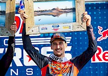 2. Gesamtrang für Marvin Mousquin im WW Ranch AMA National.