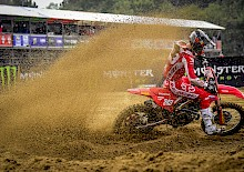 Monster Energy MXGP in Lommel (Flandern).