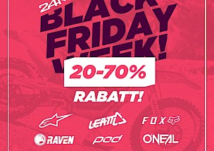 24 MX Black Friday