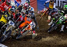 RED BULL KTM FACTORY RACING TEAM BEREIT FÜR SUPERCROSS-SAISONAUFTAKT