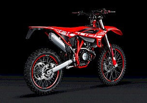 Neue Beta RR 125 LC 2021 Enduro