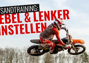 MX Sandtraining in Nederweert