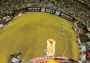 GoPro- Ronnie Renner Gold Medal + World Record MX Step Up - X Games 2012