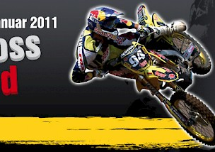 ADAC Super Cross 2011 Dortmund Super Cross Bike Interview