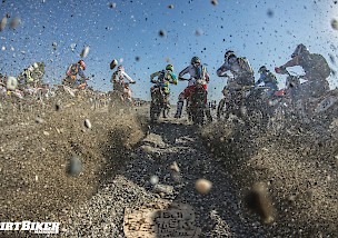 Wallpaper: Dirt Digger beim Sea To Sky