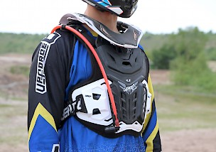 "Speedcheck: Leatt ""4.5 Hydra Chest Protector"""