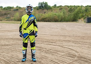 "Speedcheck: JOPA ""Sliced"" MX Gear mit Custom Print"