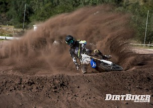 Wallpaper Wednesday: Yamaha YZ250F Test